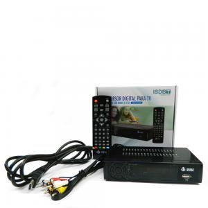 Conversor Digital Para TV Infokit itv - 200 c / cabo HDMI
