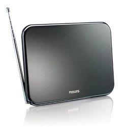 Antena de TV Digital Amplificada 25dB SDV7225T - Philips