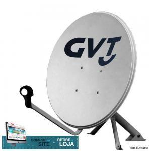 Antena Parabólica Banda KU 90cm sem LNB