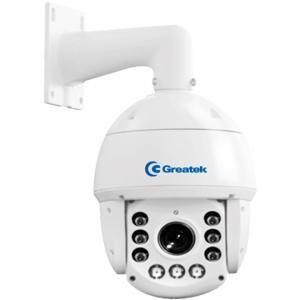 Câmera Speed Dome PTZ 100m 760p zoom 36x CCD Sony - SEGC - 7630P