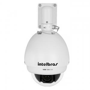 Câmera Speed Dome VSD 500 23X 550L 23X Zoom PTZ