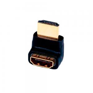 Adaptador HDMI Macho X HDMI Fêmea 90º Loud - Gigasat