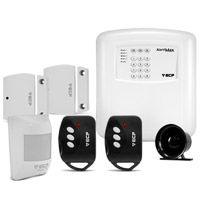 Kit Alarme Casa Residencial Comercial Alard Max 4 ISO 9001 - ECP